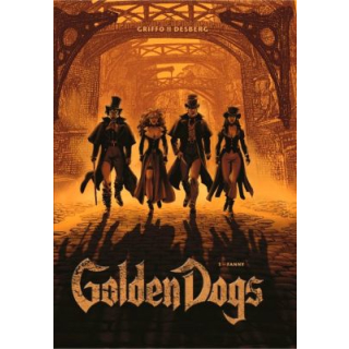 Golden Dogs 1 - Fanny