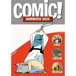 COMIC! Jahrbuch 2016