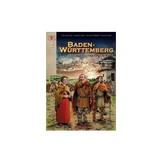 Baden-Württemberg 2 - Von den Römern zu den Alamannen
