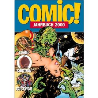 COMIC! Jahrbuch 2000