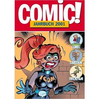 COMIC! Jahrbuch 2001