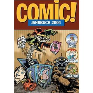 COMIC! Jahrbuch 2004