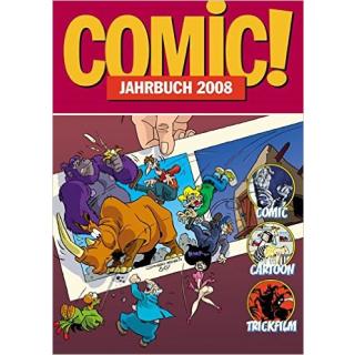 COMIC! Jahrbuch 2008