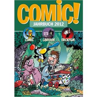 COMIC! Jahrbuch 2012