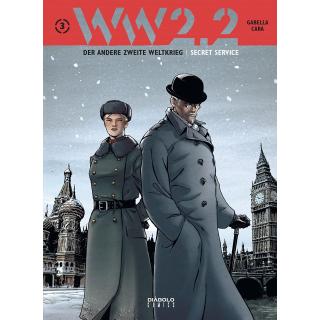 WW 2.2 Band 3 - Secret Service