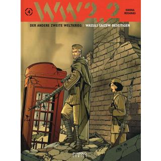 WW 2.2 Band 4 - Wassili Saizew beseitigen