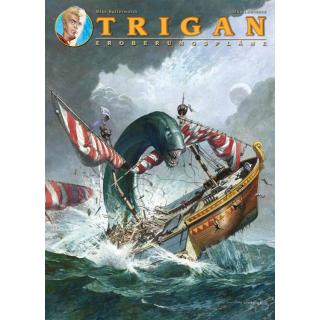 Trigan 5 - Eroberungspläne