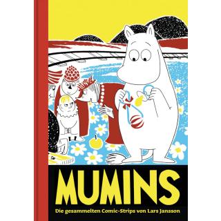 Mumins 6 (rot)