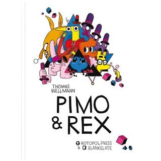 Pimo & Rex (engl.)