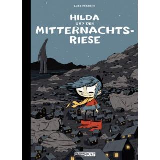 Hilda und der Mitternachtsriese HC