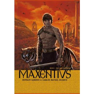 Maxentius 1 - Der Nika-Aufstand