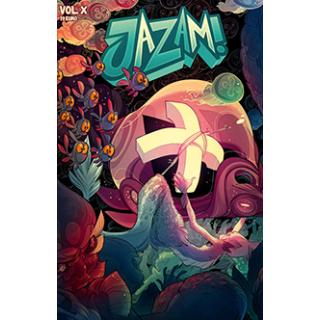 Jazam! Vol. 10 - X