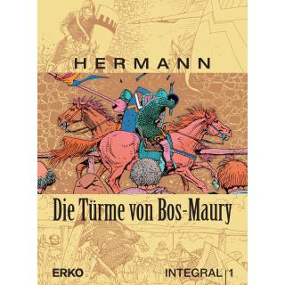 Die Türme von Bos-Maury Integral 1