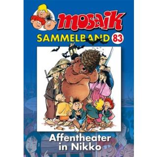 Mosaik Sammelband 83 - Affentheater in Nikko