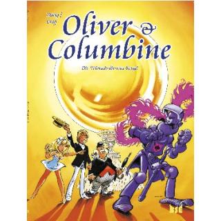 Oliver & Columbine 2 - Die Wünsch-dir-was-Kugel