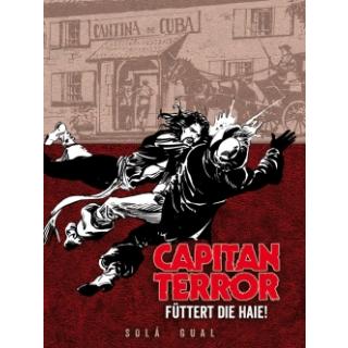 Capitan Terror Gesamtausgabe 4 - Füttert die Haie!