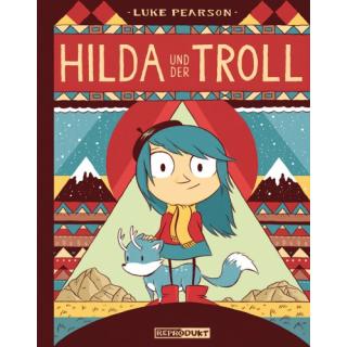 Hilda und der Troll HC