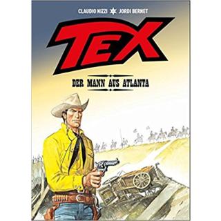 Tex 4 - Der Mann aus Atlanta