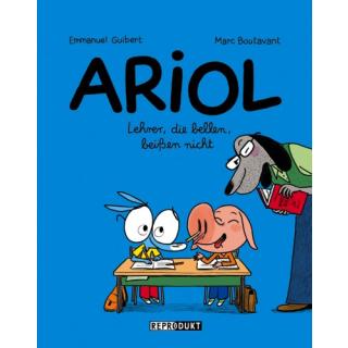 Ariol 7 - Lehrer, die bellen, beißen nicht