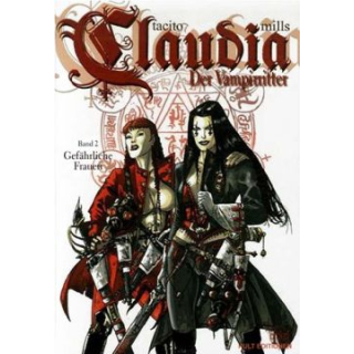 Claudia der Vampirritter 2