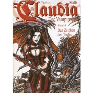 Claudia der Vampirritter 4