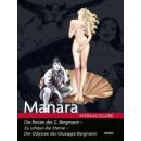 Manara Werkausgabe 10 - Zu schaun die Sterne
