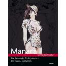 Manara Werkausgabe 8 - Ein Traum ... vielleicht ...