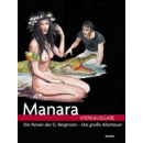 Manara Werkausgabe 7 - Das grosse Abenteuer
