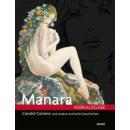 Manara Werkausgabe 4 - Candid Camera u.a.