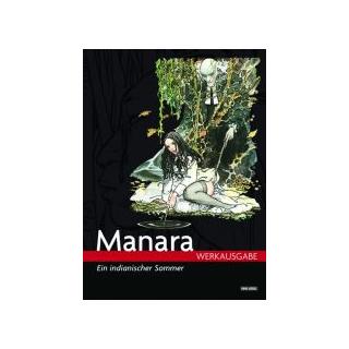 Manara Werkausgabe 2 - Ein indianischer Sommer
