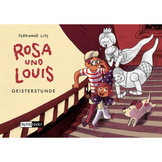 Rosa und Louis 1 - Geisterstunde