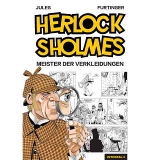 Herlock Sholmes Integral 2