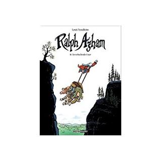 Ralph Azham 10 - Ein verlöschendes Feuer