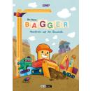 Der kleine Bagger: Abenteuer auf der Baustelle