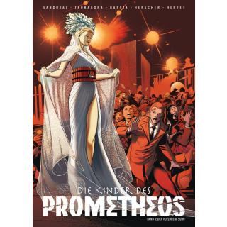 Die Kinder des Prometheus 3 - Der verlorene Sohn