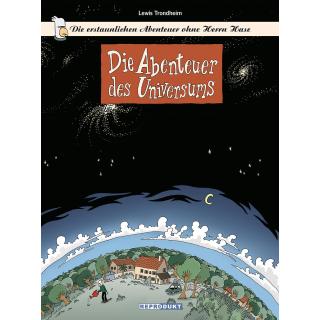 Die erstaunlichen Abenteuer ohne Herrn Hase 1 - Die Abenteuer des Universums