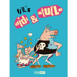 Didi und Stulle Sammelband 2 (blau)