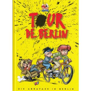 Tour de Berlin - Die Abrafaxe in Berlin