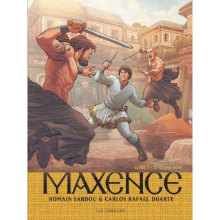 Maxentius 3 - Der schwarze Schwan