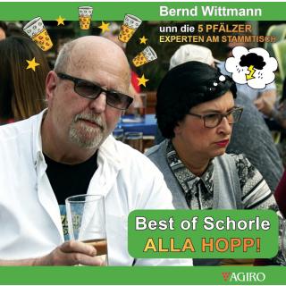 CD 5 Pfälzer Experten am Stammtisch - Best of Schorle ALLA HOPP