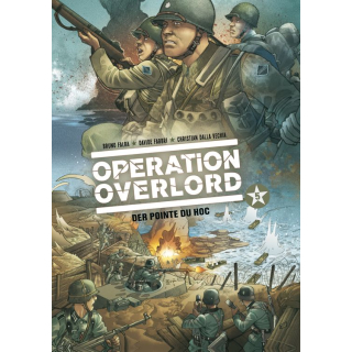 Operation Overlord 5 - Der Pointe du Hoc