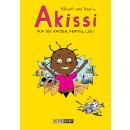 Akissi - Auf die Katzen, fertig, los!