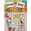 Manu und Saul - Der Bauzaun-Comic