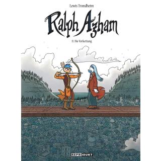 Ralph Azham 11 - Die Verkettung