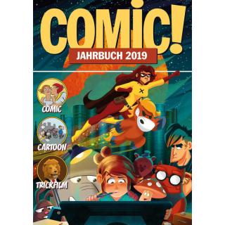 COMIC! Jahrbuch 2019