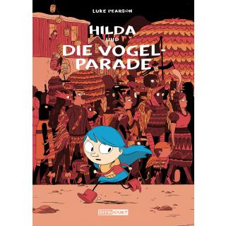 Hilda und die Vogelparade SC