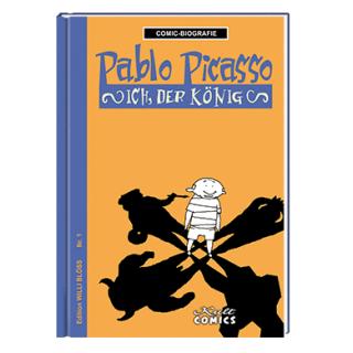 Pablo Picasso - Ich, der König