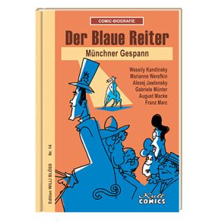 Der blaue Reiter - Münchner Gespann