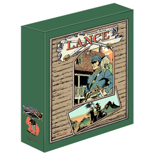 Lance Schuber mit allen Lance Bänden