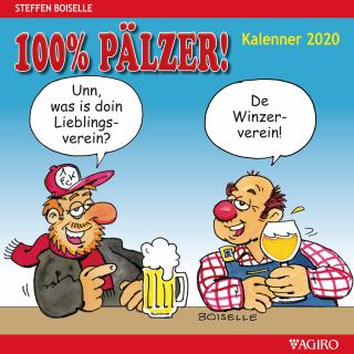 100 % Pälzer! Kalenner 2020